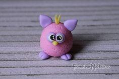 Furby pink by theredprincess.deviantart.com on @deviantART