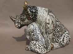Linda Hojem, South African Ceramic Art | Dar Leone