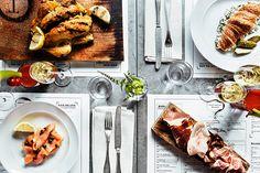 Tjoget: новая гастрономическая история Стокгольма #Sweden #gastronomy