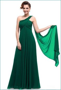 I love the bodice and drape of the dress. I would want sleeves though and I think it would still look good.