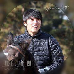 "WEBSTA @ just.janghyuk.zoi - Hyuk with Lucy ^^ . ☆ . @ajincome この馬Ride horse ~,""Lucy"" ^^ .November,2014 ☆ <빛나거나 미치거나>촬영개시전, 승마의 연습. . 『輝くか、狂うか』撮影開始のちょっと前、乗馬の練習。 * * *#janghyuk #장혁 #チャンヒョク#빛나거나미치거나  #輝くか狂うか#小雪 #想い #攸 -- zoi -*"