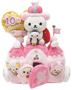 Korilakkuma wonderland play set.