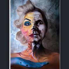 Kamila MAC makeup genius!!!