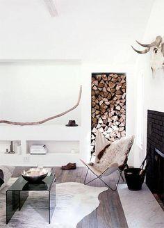 nikkibergmans.com home inspiration white wood grey black interior