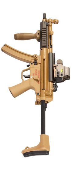 Improved MP5 MLI