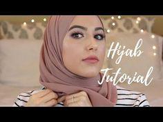 [Adlina Anis] Hijab Tutorial 26 | The Wave Effect - YouTube