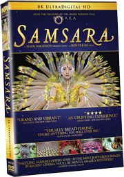 SAMSARA....visually and spiritually beautiful.
