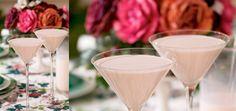 Cream Twist Cocktail ~ Irish Cream + Vanilla Vodka. I wonder how it would taste with strawberry vodka added?