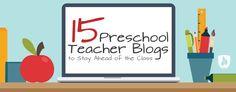 15 Preschool Teacher Blogs