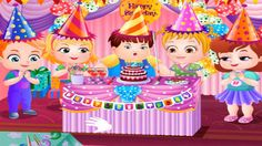 Baby Hazel Birthday Party game is a free Games For Girls! It is Baby Hazel's 3rd birthday! Would you like to join darling Hazel's birthday party