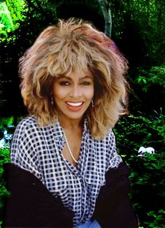 The Queen of Rock 'N Roll... Tina Turner