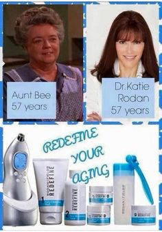 Who would you rather look like at 57?! Message me to learn more about these incredible permanent result products! kdemaeyer@gmail.com
