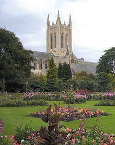 Bury St. Edmunds - our home for 3 years :)