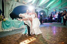 Wedding at Herrington on the Bay 550x365 Chesapeake Bay Wedding Reception: Kelly + Robert