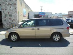 Make:  Honda Model:  Odyssey Year:  2001 Body Style:  Tractor Exterior Color: Gold Vehicle Condition: Excellent Price: $4,500 Mileage:132,653 mi Contact:  973 925 5626    For More Info Visit: http://UnitedCarExchange.com/a1/2001-Honda-Odyssey-630316418270