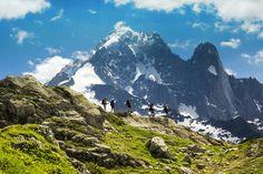 Tour du Mont Blanc, France. The Ultimate Europe Hiking Trails Bucket List