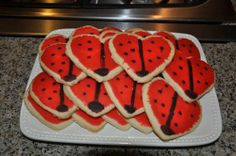 http://kidsparties.about.com/od/birthdayparties/ig/Ladybug-Party/Ladybug-Party-Cookies.htm