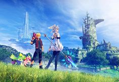 See more 'Xenoblade Chronicles' images on Know Your Meme! Nintendo Switch Xenoblade, Monolith Soft, Bioshock Game, Xenoblade Chronicles 2, Story Sequencing, Artwork Pictures, News Games, Video Games, Picture Show