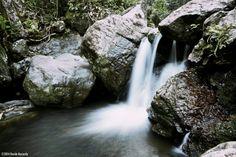 Waterfalls in Sarawak, Borneo by Davide Boccardo on 500px