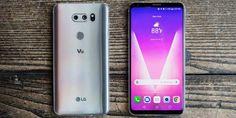 MWC 2018: LG V30 sarà aggiornato ad Android 8 ad aprile con ThinQ  #follower #daynews - https://www.keyforweb.it/mwc-2018-lg-v30-sara-aggiornato-ad-android-8-ad-aprile-con-thinq/