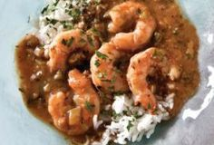 Shrimp Delicate.    A quick and easy meal when you're in a hurry