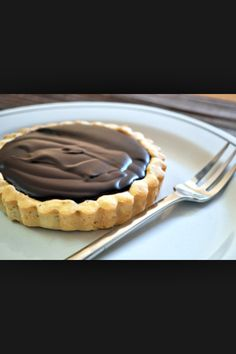 Jam tarts with truffles in them, just thought of it now and used this pic