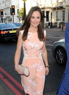 Pippa Middleton - Arrivals at the Waitrose Summer Party