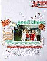 A Project by debduty from our Scrapbooking Gallery originally submitted 10/02/12 at 06:41 AM