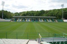 Dawny stadion Lechii #Gdansk, obecnie grają tutaj juniorzy i drugi skład Lechii / Old Lechia's #stadium. Now juniors and second team of #Lechia play there.