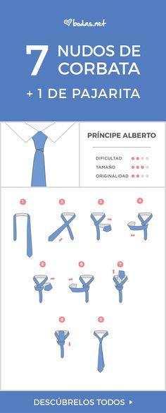 Pasos para hacer un nudo de corbata #wedding #bodas #boda #bodasnet #decoración #decorationideas #decoration #weddings #inspiracion #inspiration #photooftheday #love #beautiful #tie #tieknot #groom #suit