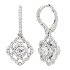 c50c0dafe1c91 27 Best Earrings images in 2016 | Diamond Earrings, Diamond stud ...
