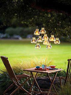 L'atmosfera più romantica che puoi immaginare, con pochissimo sforzo.