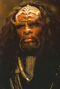 Klingons rock!!! and Worf could seriously read me the phone book any day of the week