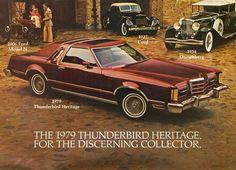 1979 Ford Thunderbird Heritage
