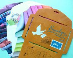 Omiyage Blogs: Send Pretty Mail #34/35 - Catalogue Envelopes