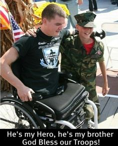 Men and women in service give more than their time, they risk both limb and life ( and sometimes their minds) to keep freedom free...