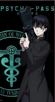 Psycho pass logo and dominator gun weapon manga anime adults hoodie