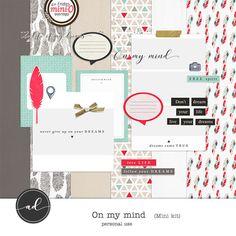 On my mind - Mini kit