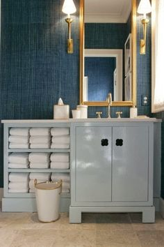 the long and short of it: New Year, New Bathroom (Sort of)