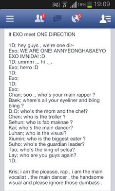 EXO for me (FOR ME!), be resumed in one single word: Kris <3