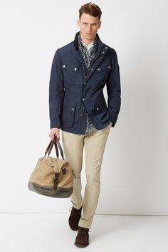 Summer Velospeed Jacket - Coats & Jackets - Clothing - Men | Hackett