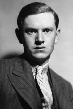 """Evelyn Waugh (1903-1966) """"Sometimes, I feel the past and the future pressing so hard on either side that there's no room for the present at all."""""""