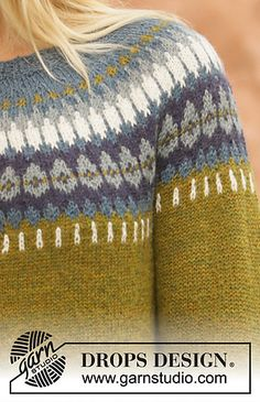 Ravelry: Heim Jacket pattern by DROPS design Drops Design, Knitting Patterns Free, Free Knitting, Finger Knitting, Scarf Patterns, Knitting Machine, Vogue Patterns, Sewing Patterns, Knitting Gauge
