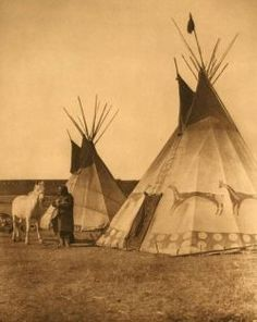 I lived in a Sioux Native American Indian style tipi for the better part of a year, a week or a weekend isn't long enough. Temperatures of 20...: