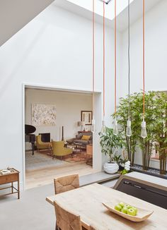 By opening up the atrium of a historic residence in Chicago, an architect shows it may take more than a first (or second) draft to make a home.