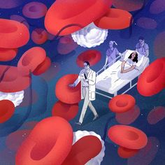 Jehovah's Witnesses have led some doctors to reconsider the way they use blood transfusions for everyone.