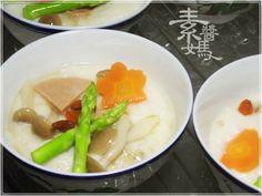 無蛋素料理-山藥茶碗蒸