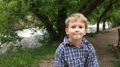 At the park in Boulder
