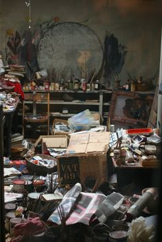 "https://flic.kr/p/5ZCMp4 | Francis Bacon's Studio | See klsanderson's wonderful work: <a href=""http://www.flickr.com/photos/klsanderson/3272761281/in/photostream/"">www.flickr.com/photos/klsanderson/3272761281/in/photostream/</a>"