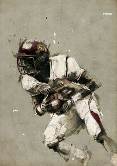 Minnesota Golden Gophers by Florian Nicolle